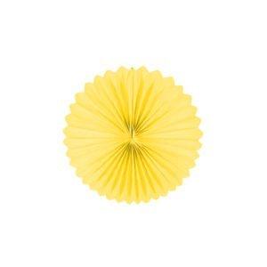 Papierfächer - Gelb - decomazing.com