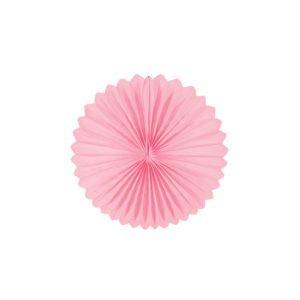 Papierfächer - Rosa - decomazing.com