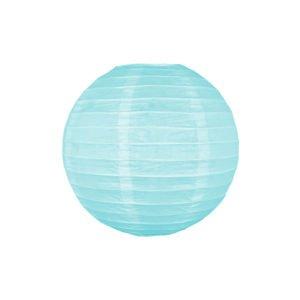 Papierlaterne - Hellblau - decomazing.com
