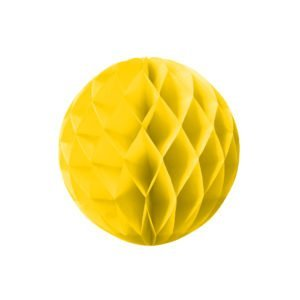 Honeycomb ball - Yellow - decomazing.com