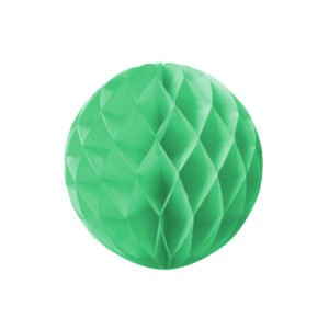 Honeycomb ball - Light Green - decomazing.com