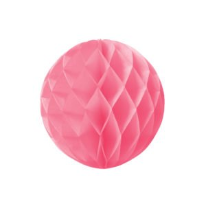 Honeycomb ball - Pink - decomazing.com