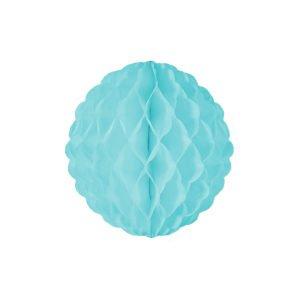 Honeycomb flowers - Light Blue - decomazing.com